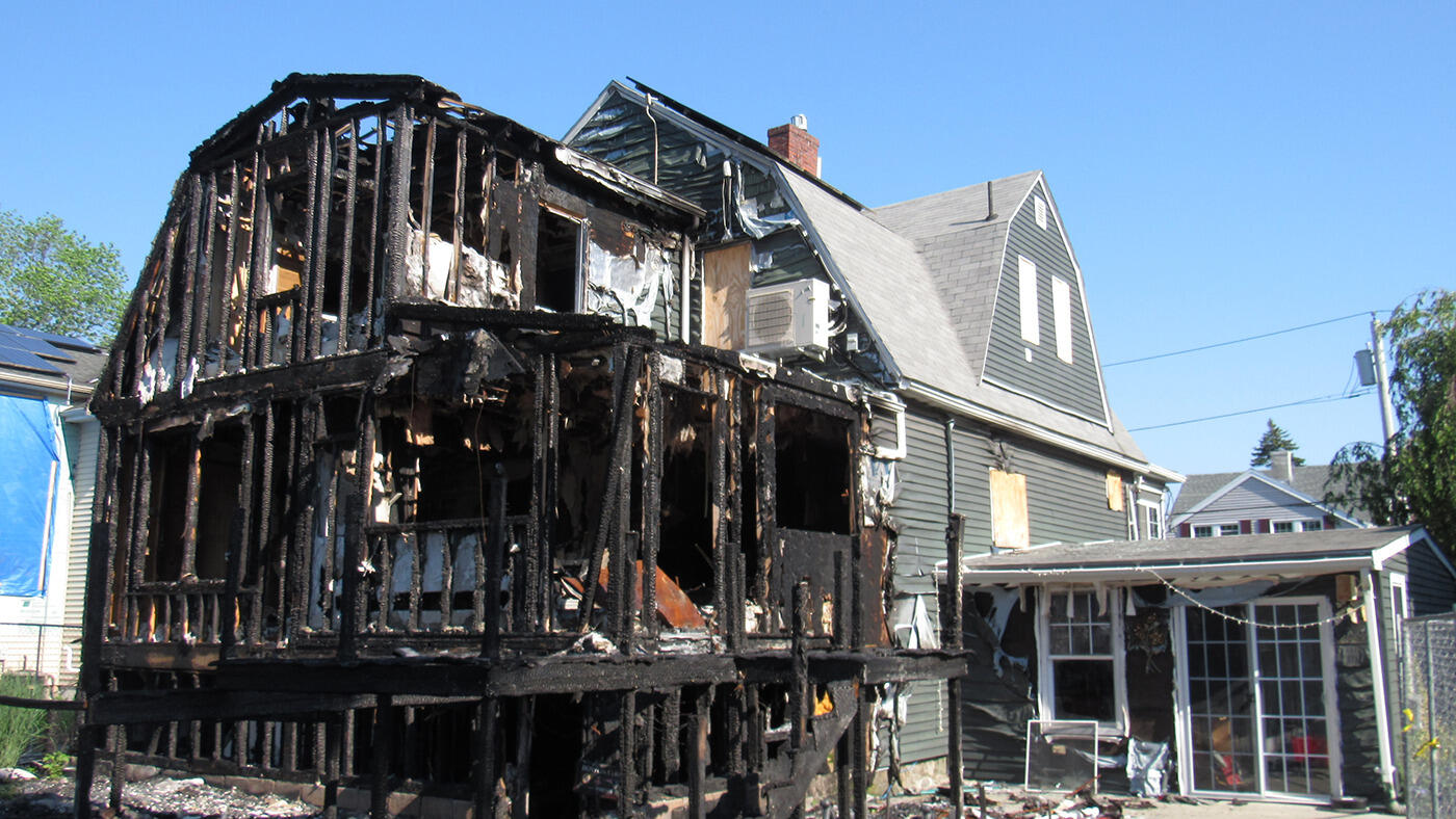 Residential Fire Damage Assessment