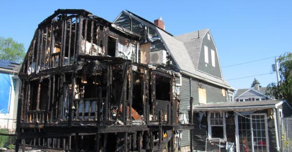 Residential Fire Damage Assessment