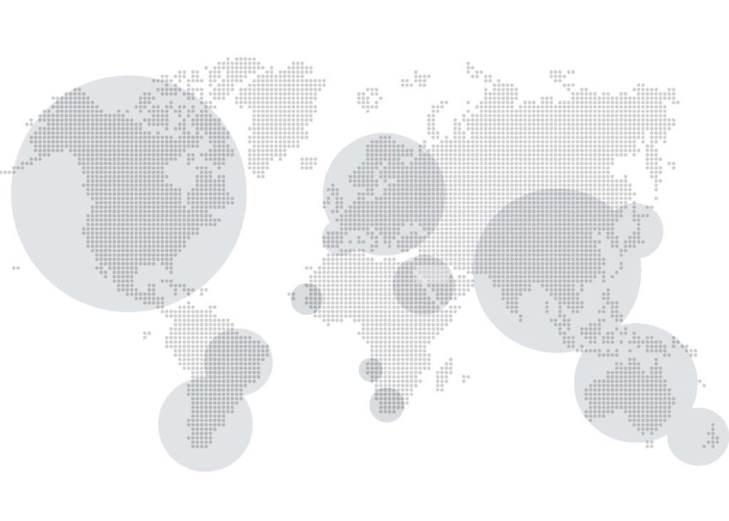 VERTEX Global Coverage Map