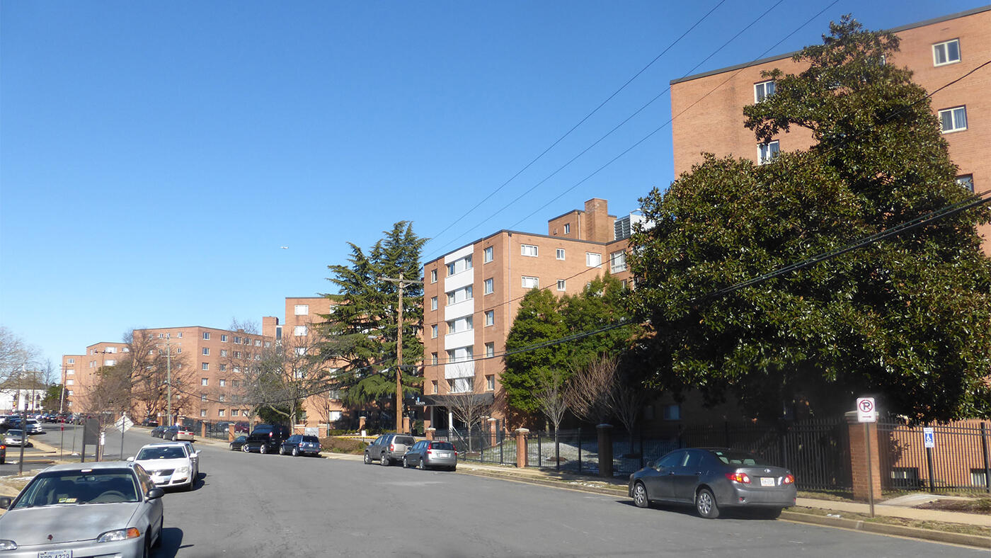 Wellington Apartments