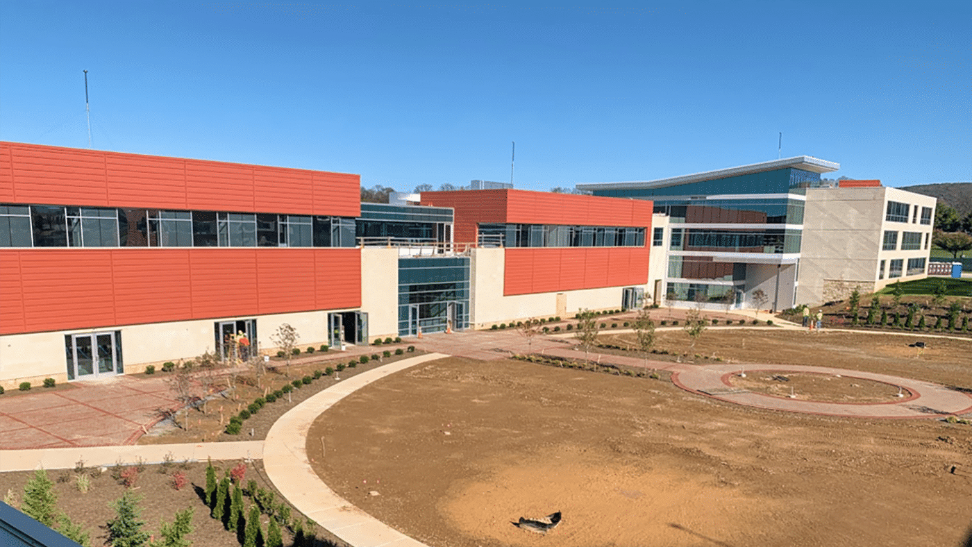 Dormitories and Conference Center
