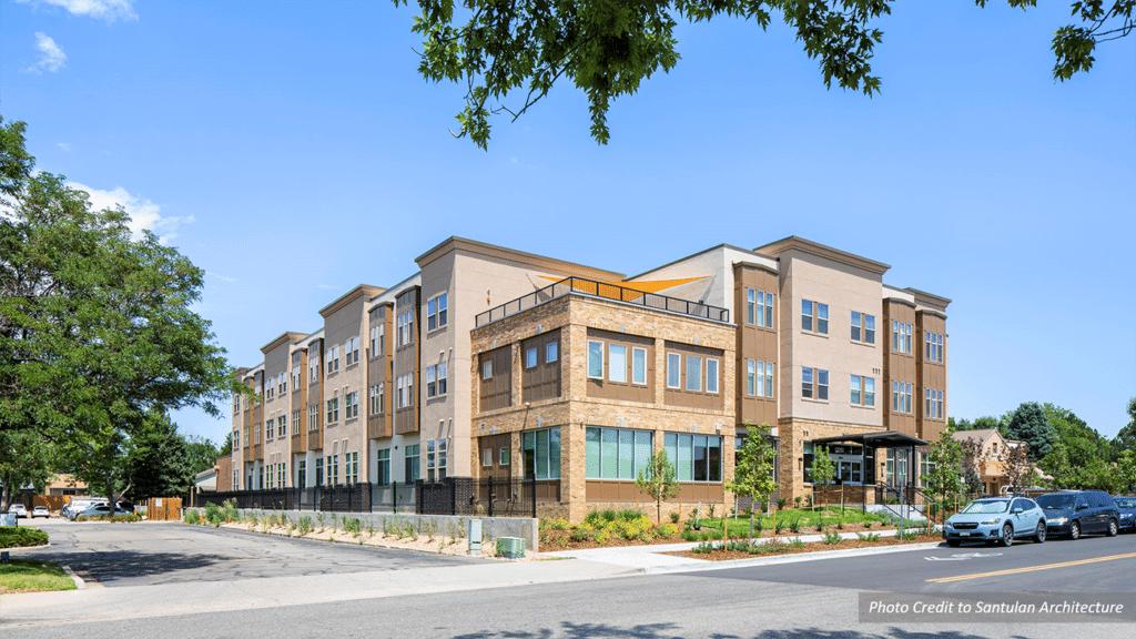 Cornell Senior Apartments