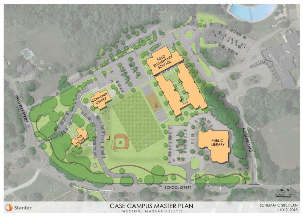Weston Case Campus Master Plan