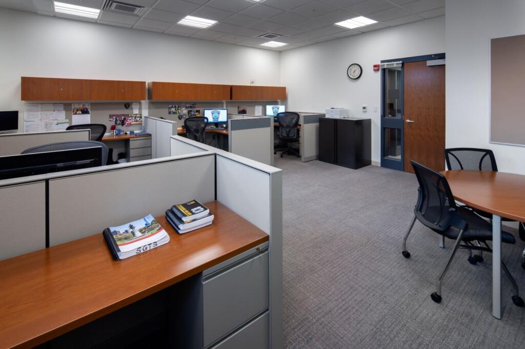 Westwood Police Headquarters