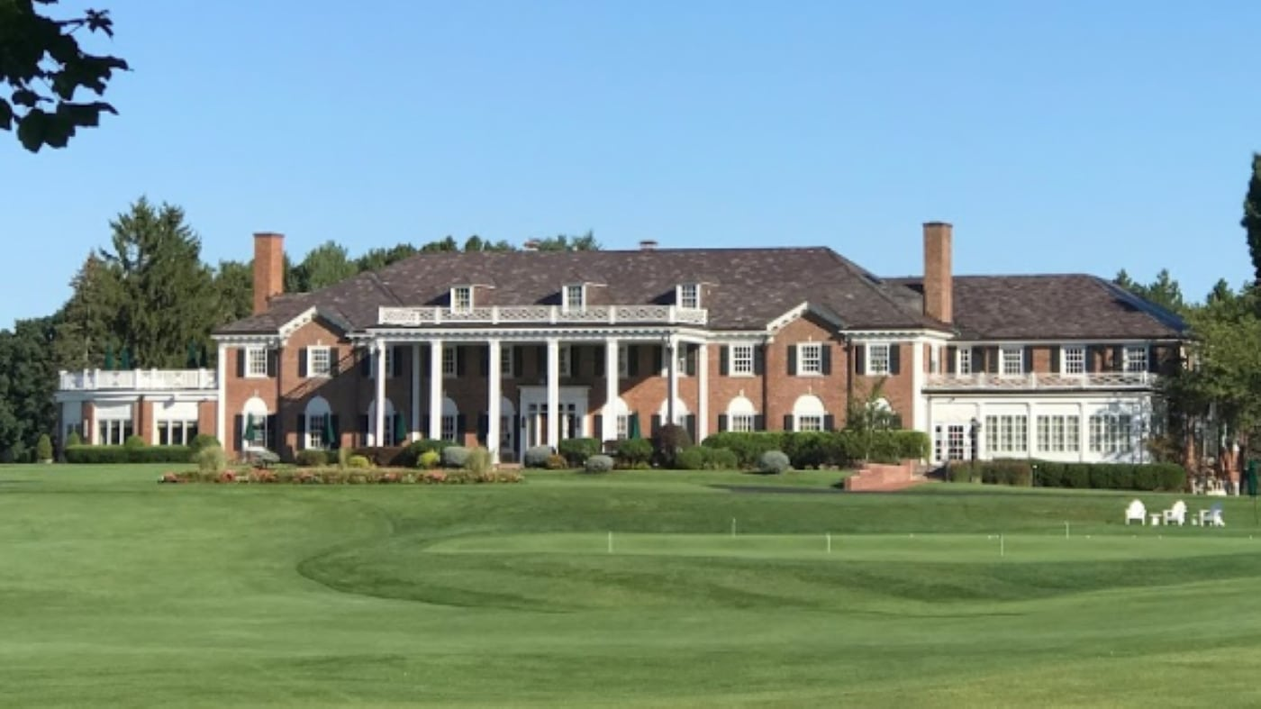 Woodland Golf Club, Newton, MA