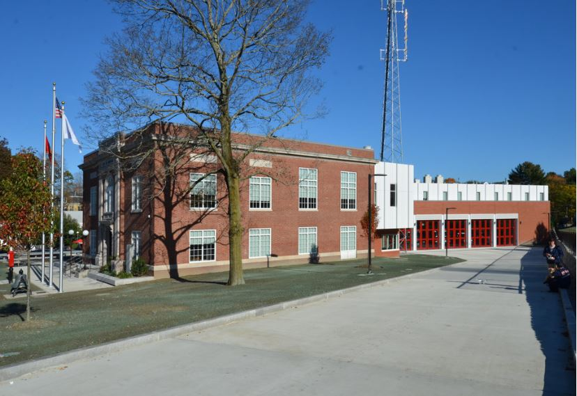 Newton Fire Station #3 and Headquarters