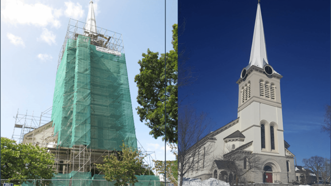 First Congregational Church, Winchester, MA