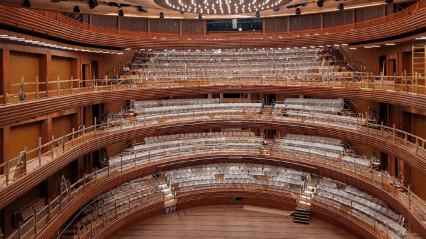Dr. Phillips Center for the Performing Arts, Orlando, FL