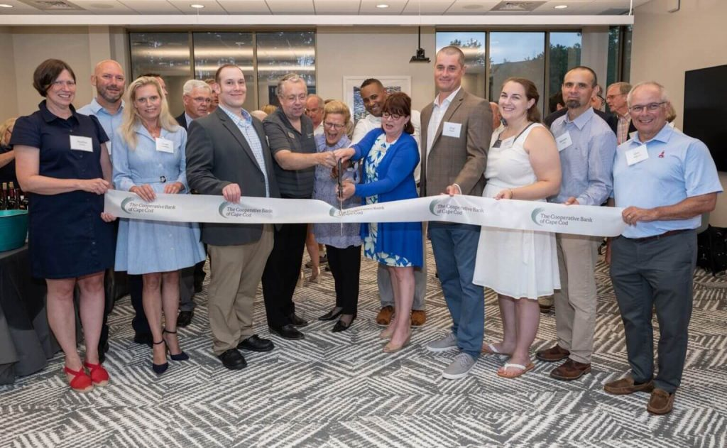 The Cooperative Bank of Cape Cod Celebrates 100 Years with Ribbon Cutting Ceremony